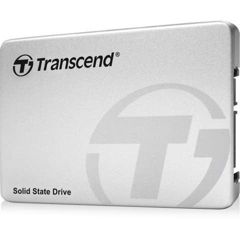 """Transcend SSD370 512 GB Solid State Drive - 2.5"""" Internal - SATA (SATA/600)"""