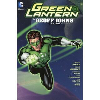 Green Lantern Omnibus 3 (Hardcover)