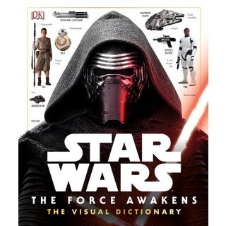 The Force Awakens Visual Dictionary (Hardcover)