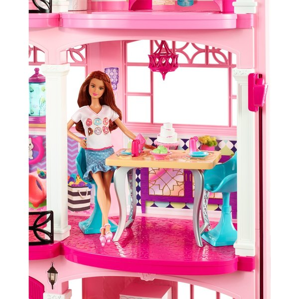Barbie Dreamhouse Dollhouse   Free Shipping Today   Overstock.com   17280596