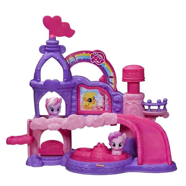 Playskool Friends My Little Pony Musical Celebration Castle
