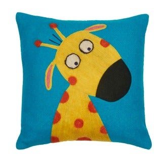 Giraffe Decorative Throw Pillow