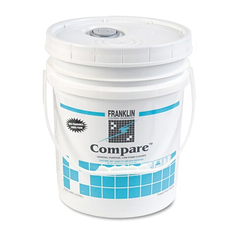 Franklin Cleaning Technology Compare Floor Cleaner 5 Gallon Pail