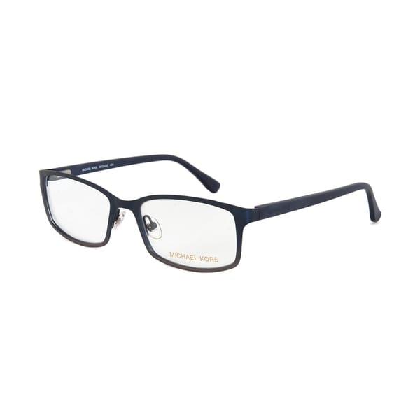 Shop Michael Kors MK342M 401 Navy Blue Optical Eyeglass Frames (Size ...