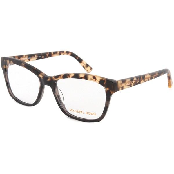 Michael Kors Black Frame Glasses : Michael Kors MK871 281 Tokyo Tortoise Optical Eyeglasses ...