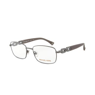 Michael Kors MK365 034 Gunmetal Grey Optical Eyeglasses (Size 51)
