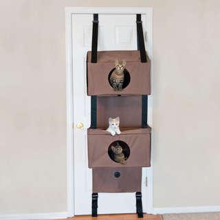 K&H Pet Products Door Hanging Feline Cat Funhouse