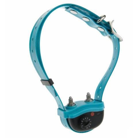 Eyenimal Dog Deluxe Static NoBark Collar Blue