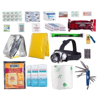 Emergency Essentials Auto Emergency Kit