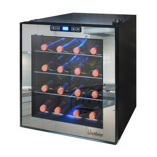 Element by Vinotemp 16-bottle Mirrored Thermoelectric Wine Cooler