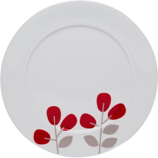 Winterberry Red 10.5-inch Dinner Plate (Set of 4)