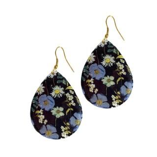 Indian Garden Dangle Earrings (India)