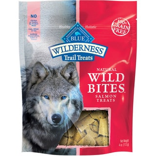 Blue Buffalo Natural Wild Bites Salmon Treats