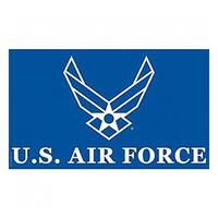 United States Air Force Wings Flag