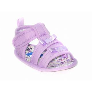 Blue Baby 'P-Link' Lilac Sandals (3 options available)