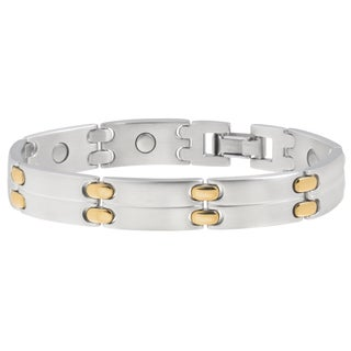 Sabona Executive Sport Duet Magnetic Bracelet