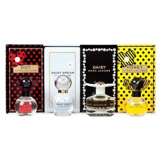 Marc Jacobs Variety 4-piece Mini Gift Set