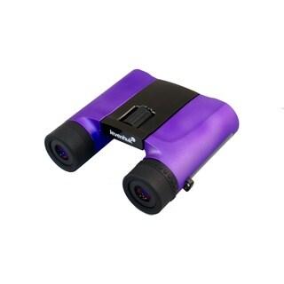 Levenhuk Rainbow 8x25 Amethyst Kids Binoculars