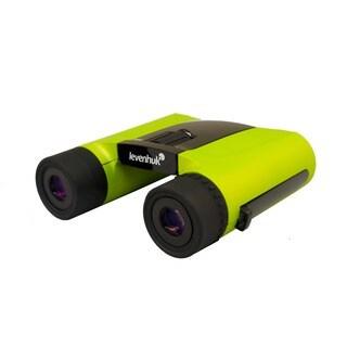 Levenhuk Rainbow 8x25 Lime Kids Binoculars
