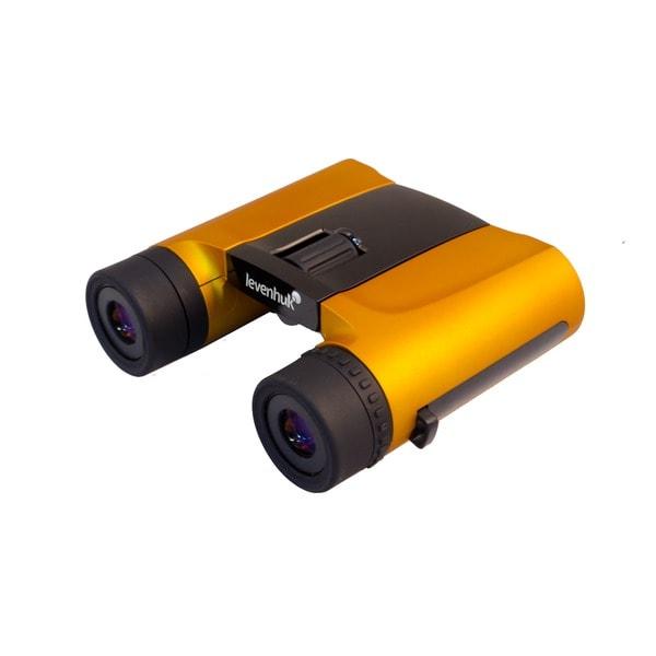 Levenhuk Rainbow 8x25 Orange Kids Binoculars
