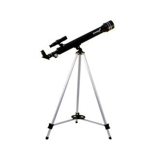 Levenhuk Skyline 50x600 AZ Kids Telescope|https://ak1.ostkcdn.com/images/products/10152202/P17281840.jpg?impolicy=medium