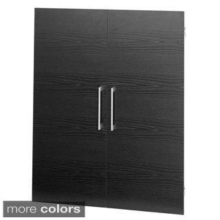 Pierce 2-door Bookcase Kit