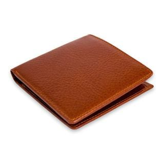 Leather Men's 'Explorer in Brown' Wallet (Thailand)