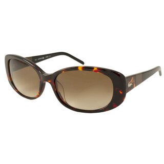 Lacoste Womens L628S Rectangular Sunglasses