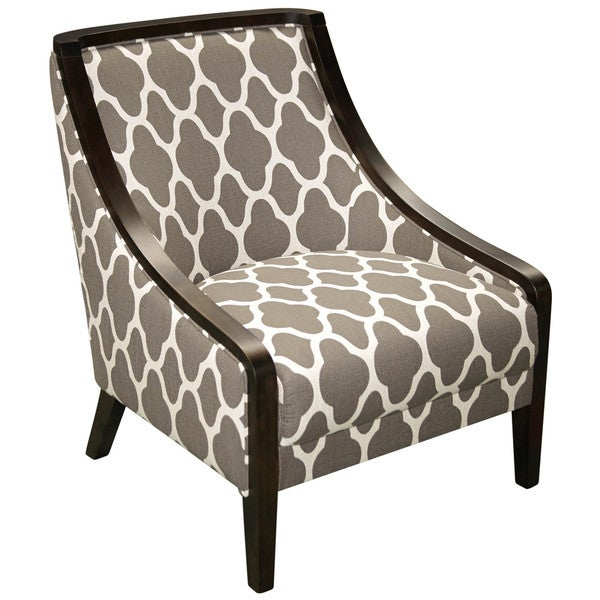 Shop Art Van Grigio Accent Chair Free Shipping Today