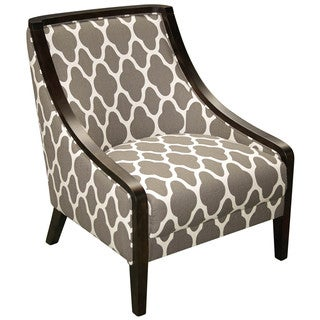 Sunpan 5west Cyrano Linen Fabric Armchair Free