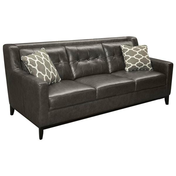 Shop Art Van Grigio Sofa Free Shipping Today Overstock