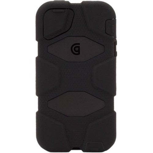 free shipping 9e789 8d6b1 Griffin Survivor All-Terrain Carrying Case iPhone 5, iPhone 5S, iPhone SE -  Black