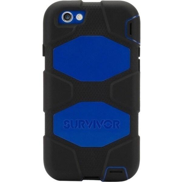3c18a3e6835 Griffin Survivor All-Terrain Carrying Case iPhone 6, iPhone 6S - Black, Blue