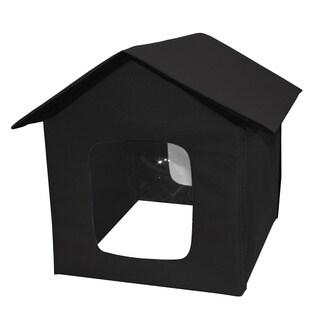 Black Nylon Pet House