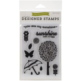 Echo Park Stamps 4inX6inYou Are My Sunshine