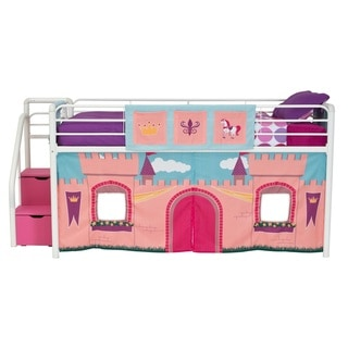 DHP Loft Bed Curtain Set