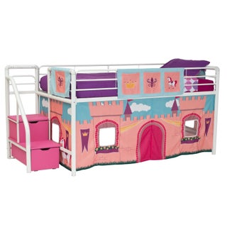 DHP Loft Bed Curtain Set (2 options available)