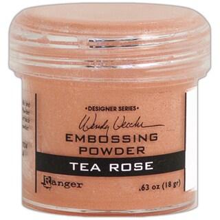 Wendy Vecchi Embossing Powders 1ozTea Rose