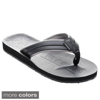 Jeair Men's MS1008 Slip-on Flip Flop Sandals
