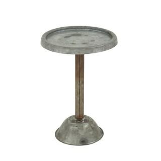 Multi-purpose Metal Accent Table