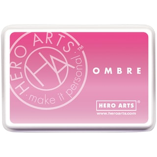 Hero Arts Ombre Ink PadPink To Red