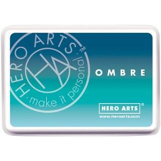 Hero Arts Ombre Ink PadPool To Navy
