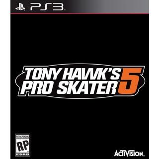 PS3 - Tony Hawk Pro Skater 5