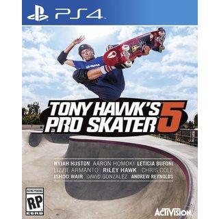 PS4 - Tony Hawk Pro Skater 5