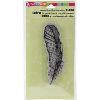 Stampendous Cling Rubber Stamp 3.25inx5.5in SheetQuill