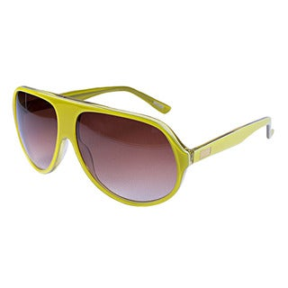 Goetz Switzerland Olive Acetate Sunglasses