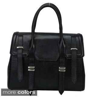 Mllecoco Genuine Leather Shoulder Handbag