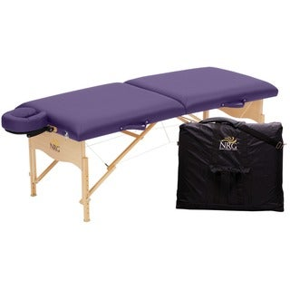 NRG Shui Purple Massage Table