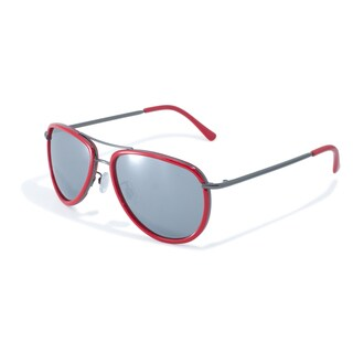 Women's Swag Aviator B Plastic Sunglasses