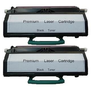 2-pack Replacing Lexmark E260 E260A11A Toner for E260D E260DN E260dt E260dtn E360dtn E360DN E460DN E360D E462dtn E460DW E460dtn